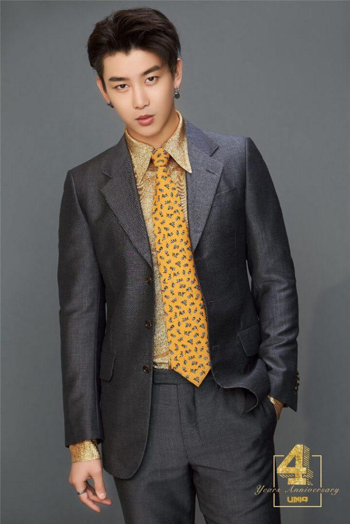 UNIQ - Zhou Yixuan