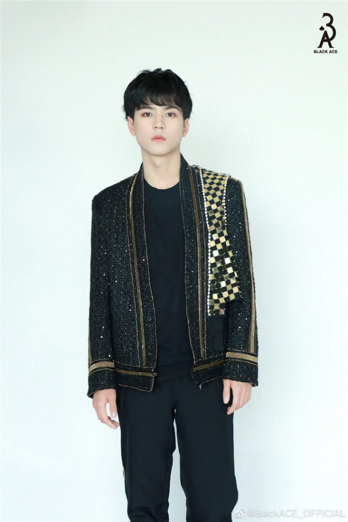 Black Ace - Yang Tong