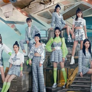 Rocket Girls 101 was disbanded on June 23rd, 2020