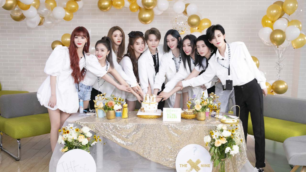 Chinese Girl Groups
