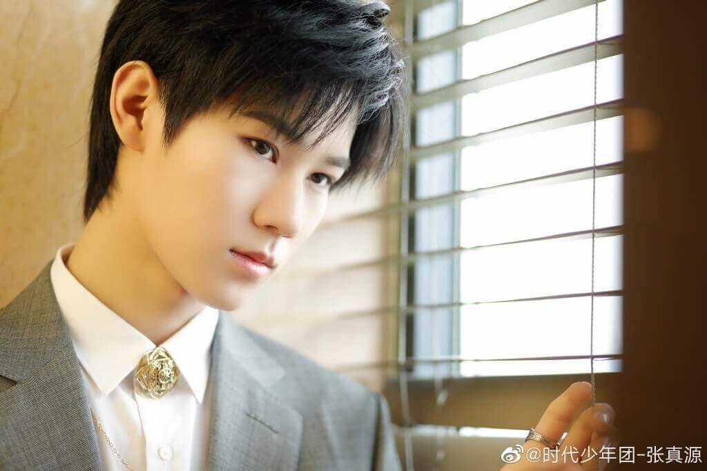 Zhang Zhenyuan (张真源) Profile