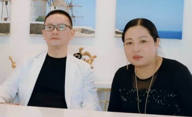 zhou zhennan's parents