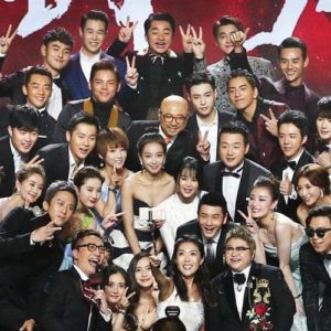 Chinese Celebrity List