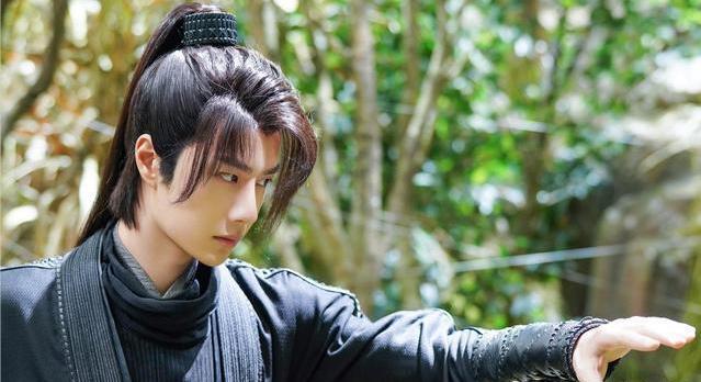 Wang Yibo Legend of fei