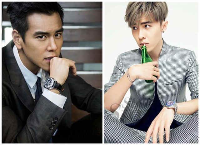 Eddie Peng Yuyan Denied Coming Out With Danson Tang Yuzhe