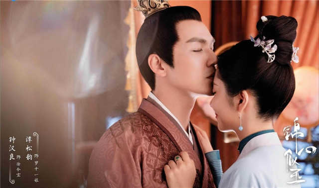 "The CP of Wallace Chung, Tan Songyun is expected- ""The Sword and The Brocade"" released The Valentine's Day blockbuster"