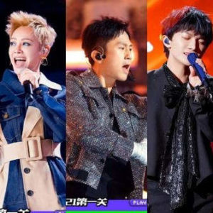 """The Burning Stages Of """"CHUANG 2021"""" Mentors- Ning Jing Is So handsome And Deng Chao Is Singing And Dancing Well!"""