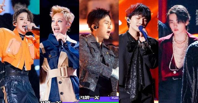 "The Burning Stages Of ""CHUANG 2021"" Mentors- Ning Jing Is So handsome And Deng Chao Is Singing And Dancing Well!"