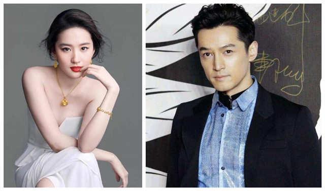 Hu Ge, Liu Yifei was exposed to be married?