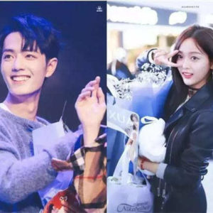 """Xiao Zhan, Wu Xuanyi Staged Mutual Dislike On The Press Conference Of The """"Douluo Continent"""""""