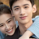 "Bai Jingting, Sandra Ma Sichun Fall In Love In ""You Are My Hero"",   Experiencing His First Screen Kiss"