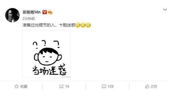 Vin Zhang response