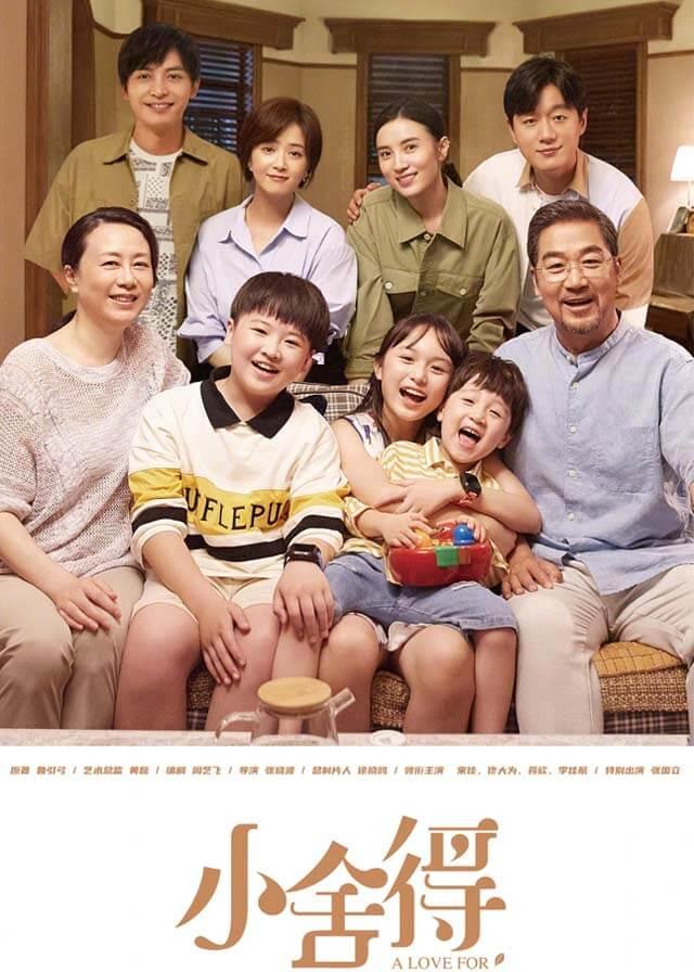 A Love For Dilemma - Song Jia, Tong Dawei, Jiang Xin