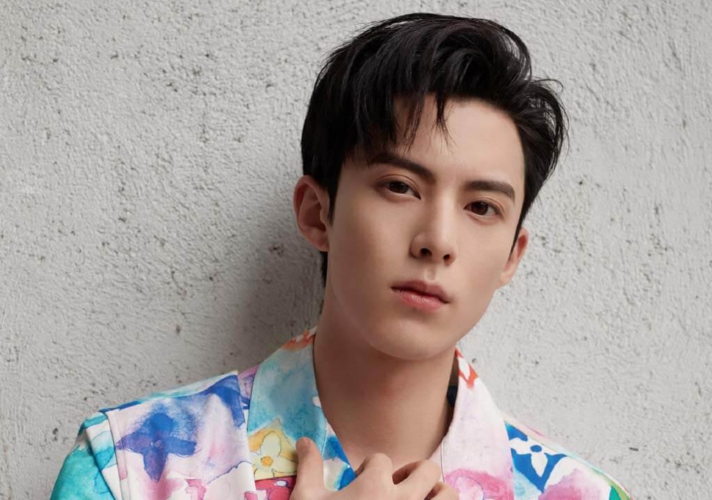 Dylan Wang (Wang Hedi) Profile