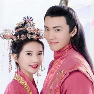 """Peng Yaqi, Gao Zitian- Gentle Childe VS Valiant Female Bandits, Staging A Contract Love in  """"Hold On, My Lady"""""""