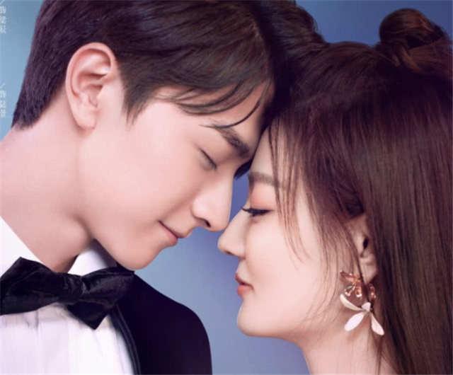 "Lulu Xu Lu, Lin Yi- Sweet Love In ""Love scenery"", A Star Falls In Love With Science Geek"