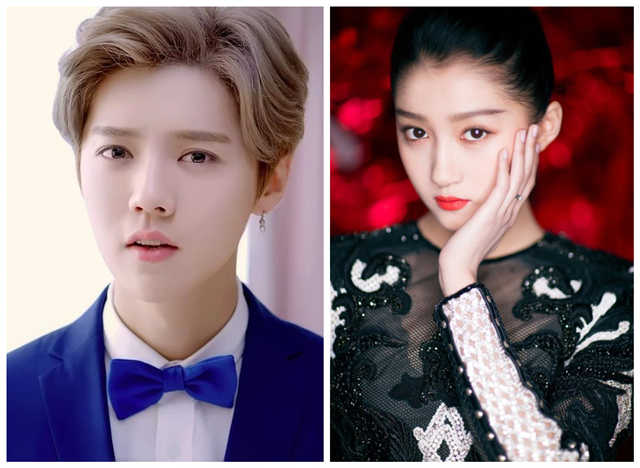 Lu Han And Guan Xiaotong Have Broken Up? Guan Xiaotong Is Absent From Lu Han's Birthday Blessing.
