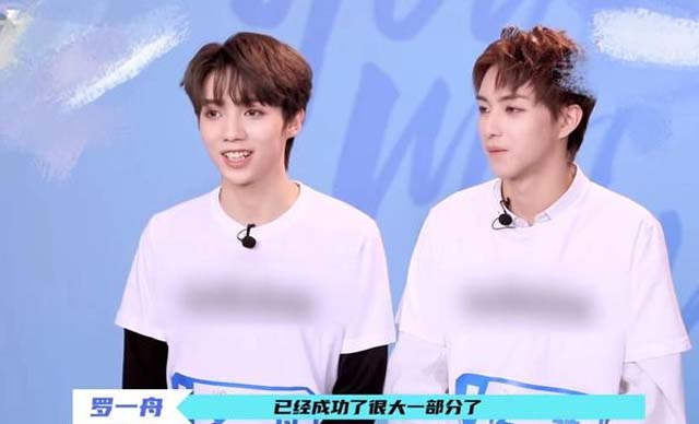 Luo Yi Zhou's Roommates Include Jackson Yee And Hu Xianxu, He Is The Least Well Known Of Them