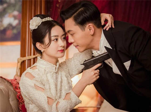 William Chan Zhao Liying