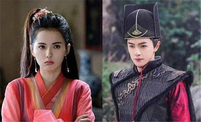 "Zhang Yishang, Darren Chen- Sweet Love Between Immortal And Mortal In ""No Boundary"""
