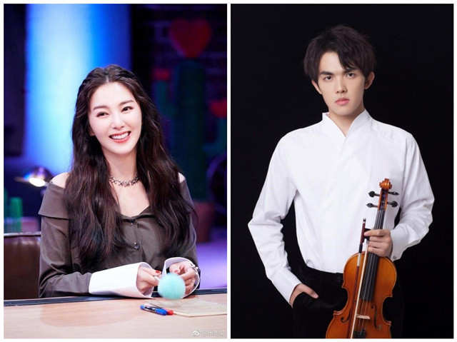 Zhang Yuqi Is Suspected Of Dating Li Bingxi, An 8-Year Younger Violinist