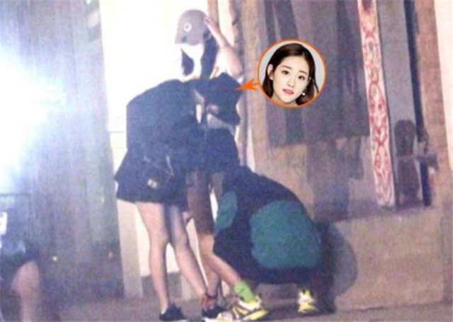 Bambi Zhu Xudan Rumored Boyfriend