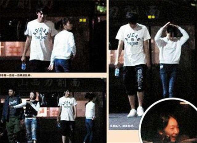 Zhou Dongyu Rumored Boyfriend Kenny Lin