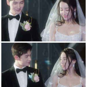 "Yang Yang, Dilraba: The Wedding Scene Of ""Jing Tu CP"" Was Exposed In Advance."
